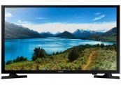 "Smart TV Led 32"", Samsung HG32NE595JGXZD, Preto"