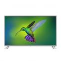 Smart TV D-LED 50 Pol. Haier HR50U3SDK1 Ultra HD/4k HDMI, USB e Wi-fi Prata com Conversor Digital Integrado