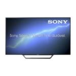 Smart TV LED 32″ Sony KDL-32W655D HD 2HDMI 2 USB – Preto com Conversor Digital Integrado