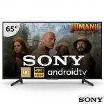 "Smart TV 4K Sony LED 65"" com Motionflow XR 240, 4K X-Reality Pro, Google Assistente e Wi-Fi – XBR-65X805G"
