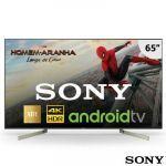 "Smart TV 4K Sony LED 65"" XBR-65X905F com X-Motion Clarity, 4K X-Reality Pro, UpScalling e Wi-Fi"