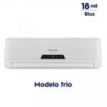 Ar Condicionado Split Electrolux 18000 Btus Frio (TI18F/TE18F)