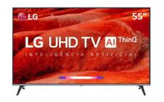 Smart TV LED 55″ LG UM7520 Ultra HD 4K