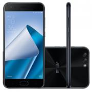 Smartphone Asus Zenfone 4 Preto Processador Snapdragon SDM660, 4GB RAM, 128GB